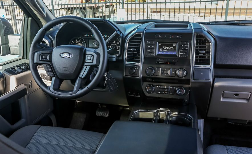 2015 Ford F-150 XLT 2.7L EcoBoost 4x4 - Slide 17