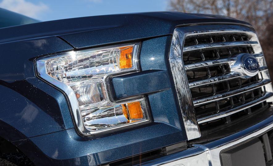 2015 Ford F-150 XLT 2.7L EcoBoost 4x4 - Slide 9