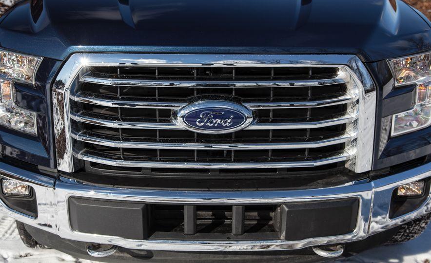 2015 Ford F-150 XLT 2.7L EcoBoost 4x4 - Slide 10