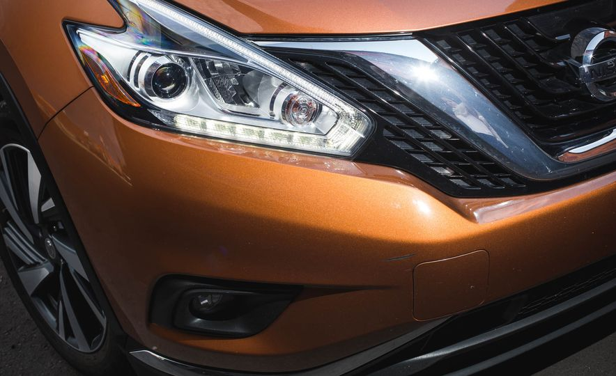 2015 Nissan Murano Platinum AWD - Slide 63