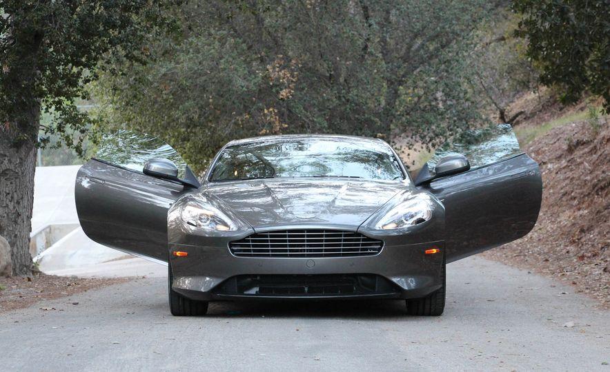 2016 Aston Martin DB9 GT - Slide 4