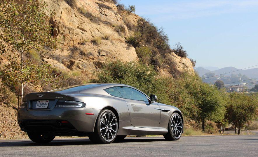 2016 Aston Martin DB9 GT - Slide 13