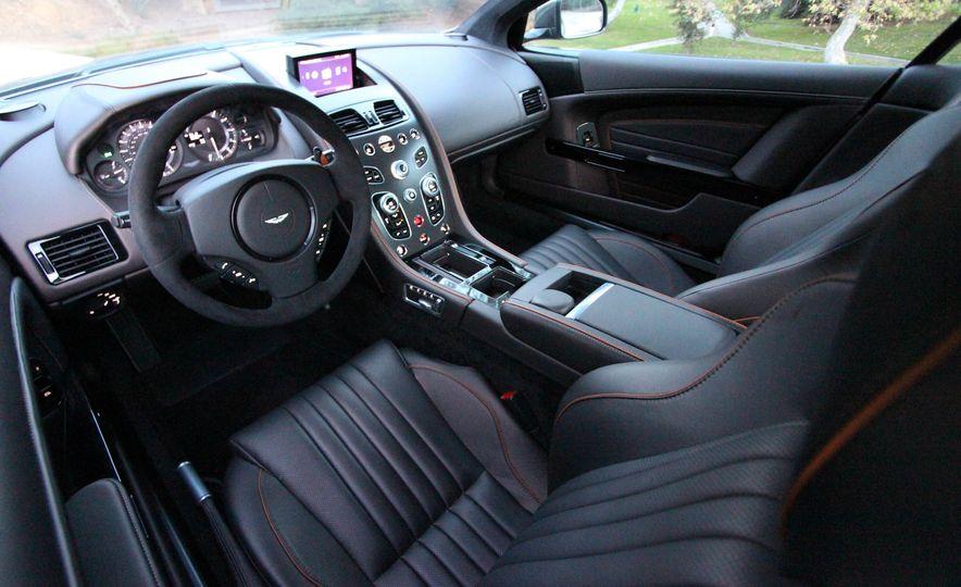 2016 Aston Martin DB9 GT - Slide 26