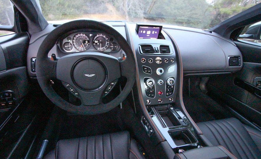 2016 Aston Martin DB9 GT - Slide 27