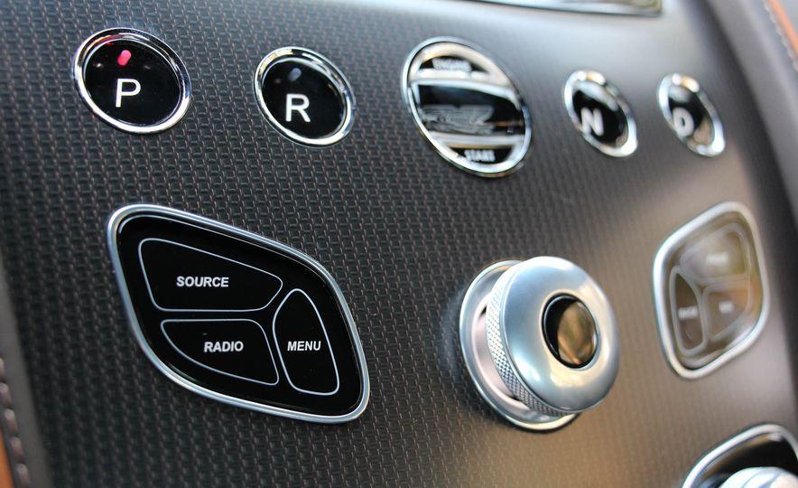 2016 Aston Martin DB9 GT - Slide 38