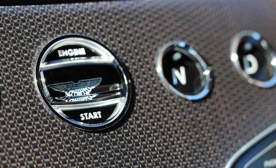 2016 Aston Martin DB9 GT - Slide 39