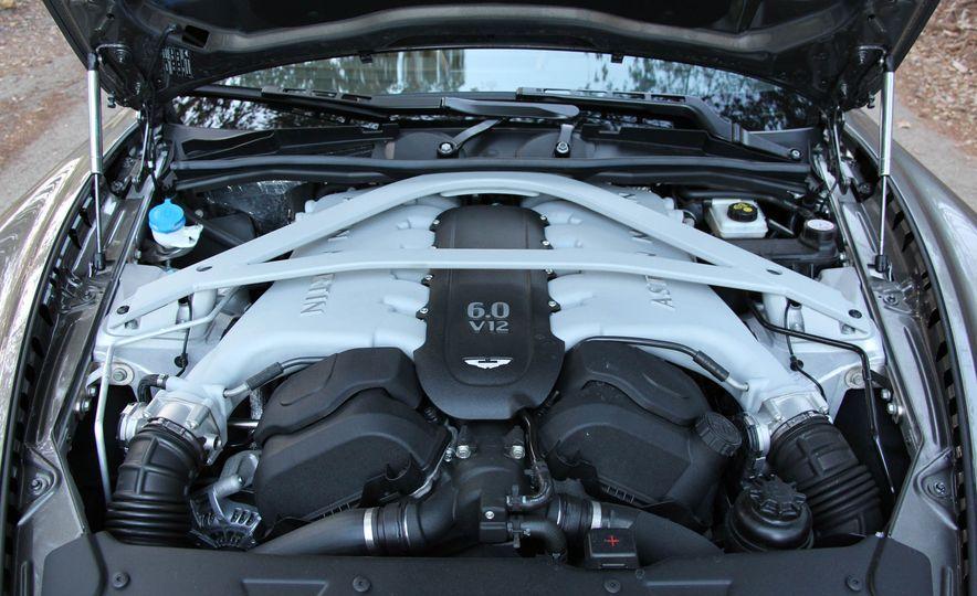 2016 Aston Martin DB9 GT - Slide 44