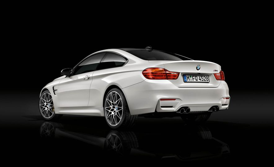2016 BMW M4 Competition Package - Slide 2