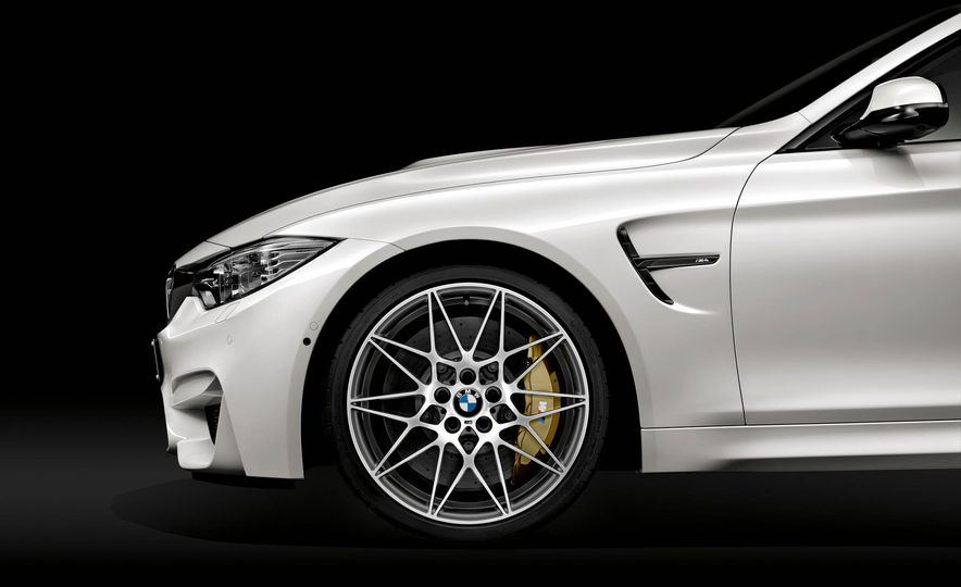 2016 BMW M4 Competition Package - Slide 3