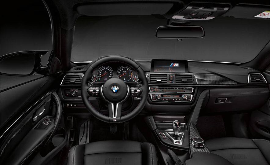 2016 BMW M4 Competition Package - Slide 4