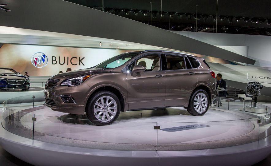2016 Buick Envision - Slide 1