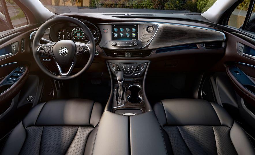 2017 Buick LaCrosse - Slide 11