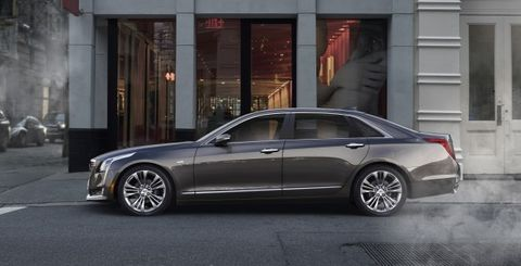 Cadillac Ct6 To Offer 4 2 Liter V 8 But Not As A V Series News