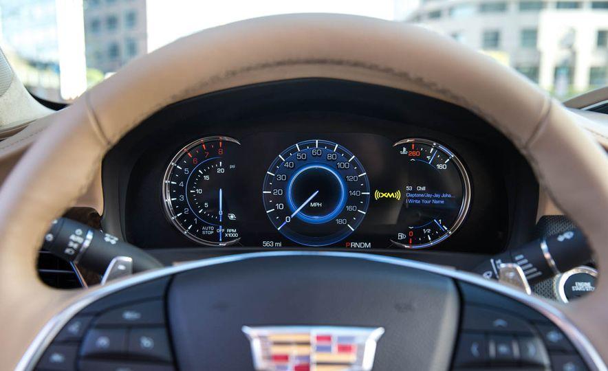 2016 Cadillac CT6 - Slide 36
