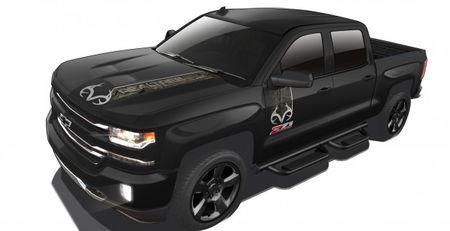 Because Camo! Chevrolet Silverado Realtree Edition Is Happening