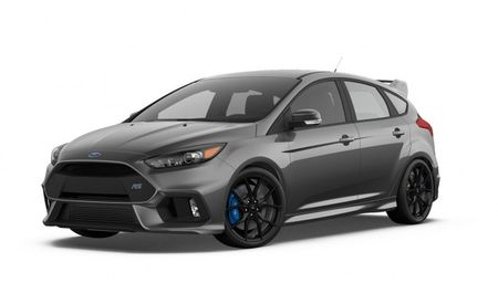 How We'd Spec It: The RS-Kicking-est 2016 Ford Focus RS