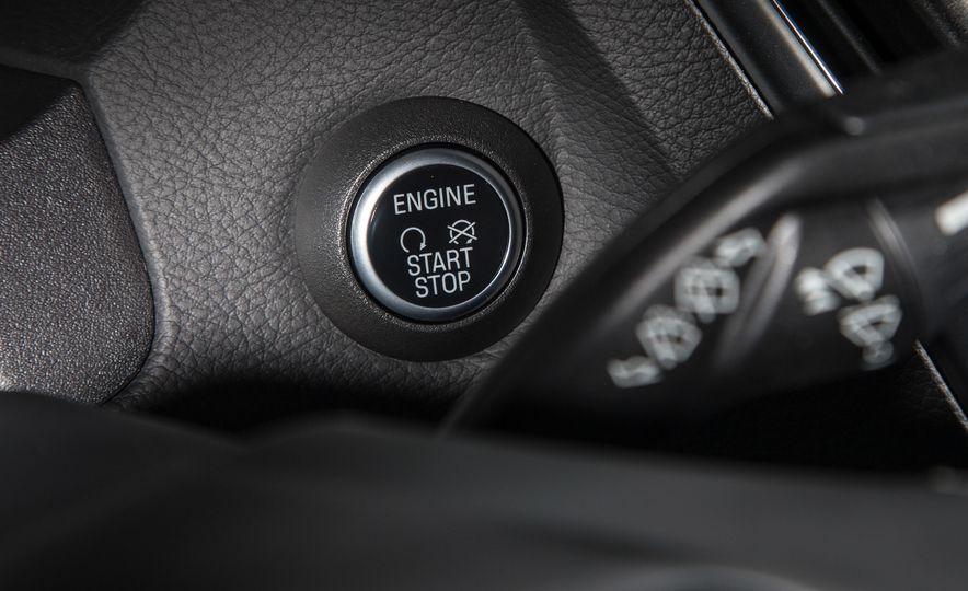 2016 Ford Focus RS - Slide 55