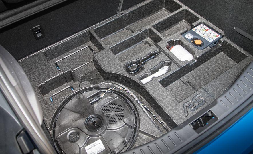 2016 Ford Focus RS - Slide 59