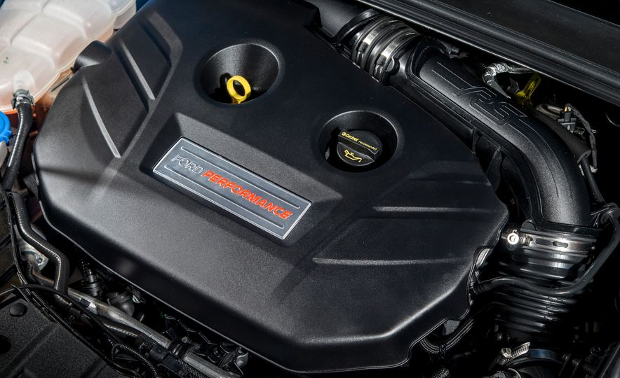 2016 Ford Focus RS - Slide 65