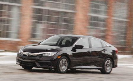 2016 Honda Civic Recalled for Engine Failure, Fires