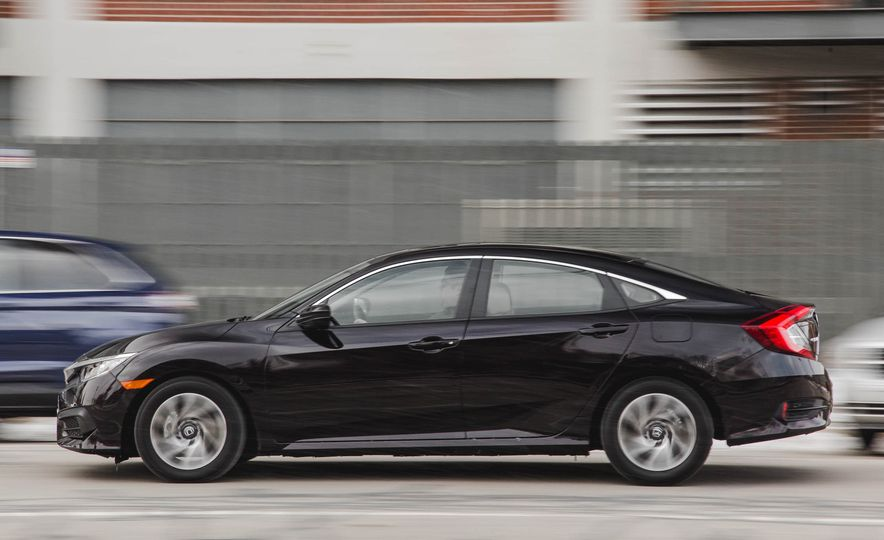 2016 Honda Civic EX - Slide 3