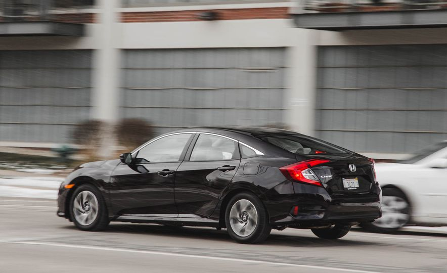 2016 Honda Civic EX - Slide 4