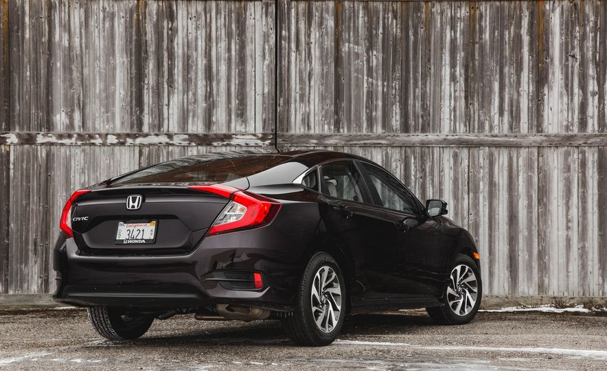 2016 Honda Civic EX - Slide 7