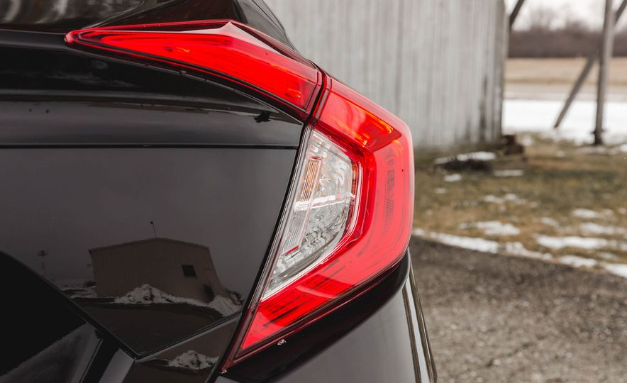 2016 Honda Civic EX - Slide 15