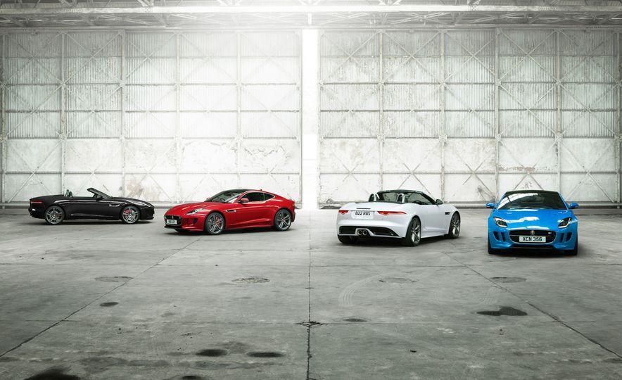 Jaguar F-type British Design Editions - Slide 1