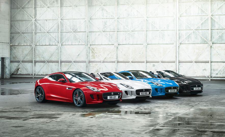 Jaguar F-type British Design Editions - Slide 2