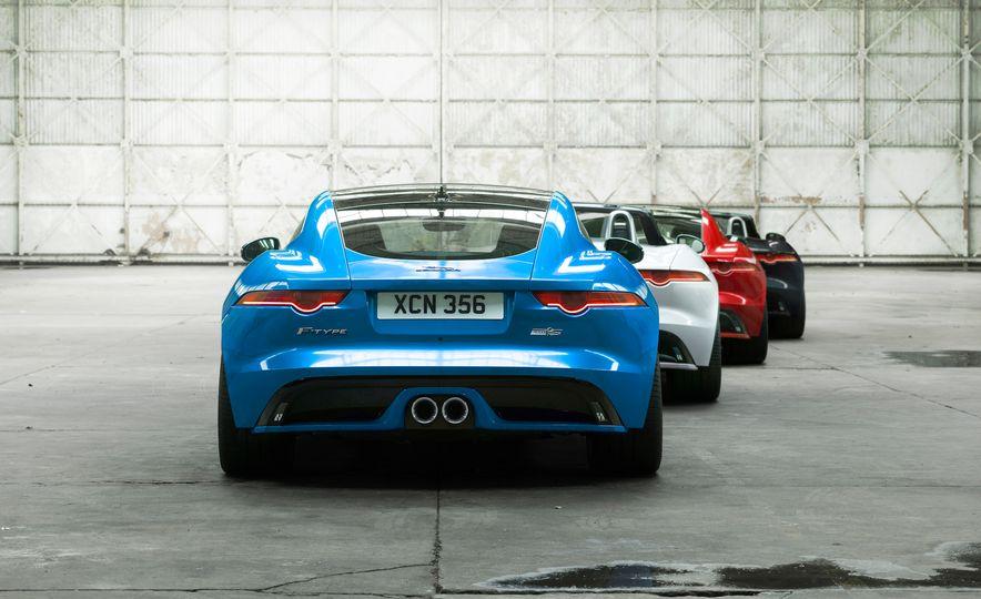 Jaguar F-type British Design Editions - Slide 3