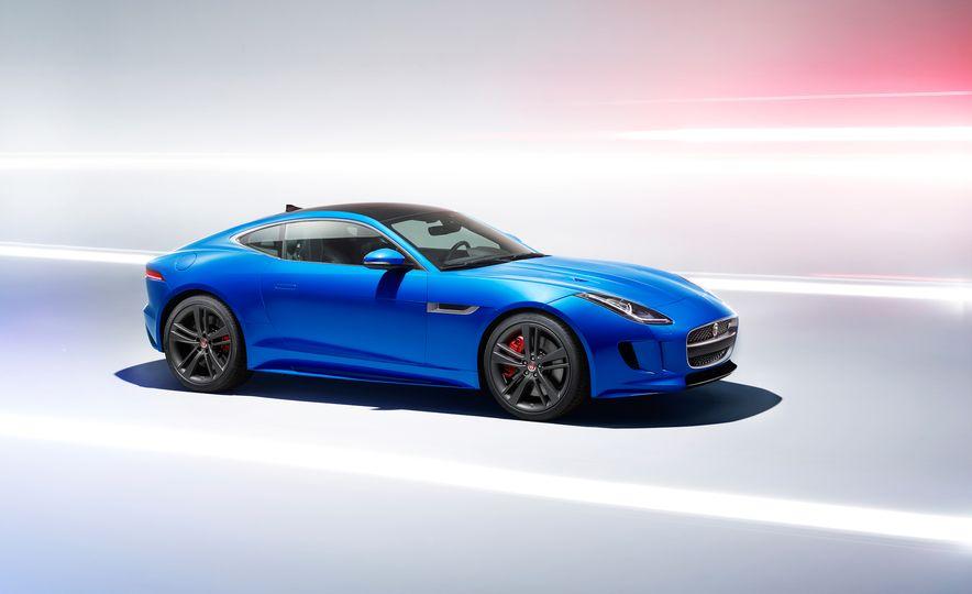 Jaguar F-type British Design Editions - Slide 7