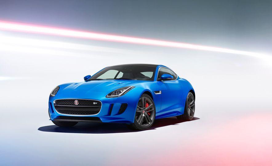 Jaguar F-type British Design Editions - Slide 8