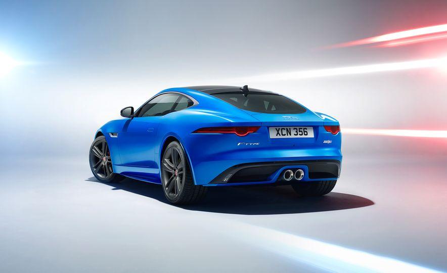 Jaguar F-type British Design Editions - Slide 9