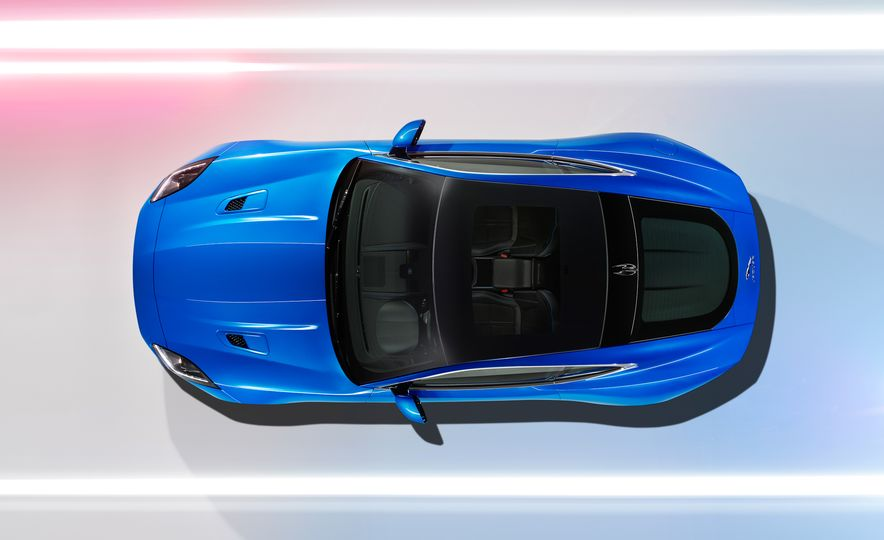 Jaguar F-type British Design Editions - Slide 10