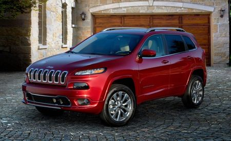 2016 Jeep Cherokee Overland: The Grandest Not-Grand Cherokee