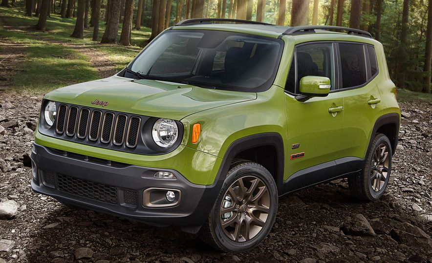 2016 Jeep Wrangler Unlimited 75th Anniversary Edition - Slide 17