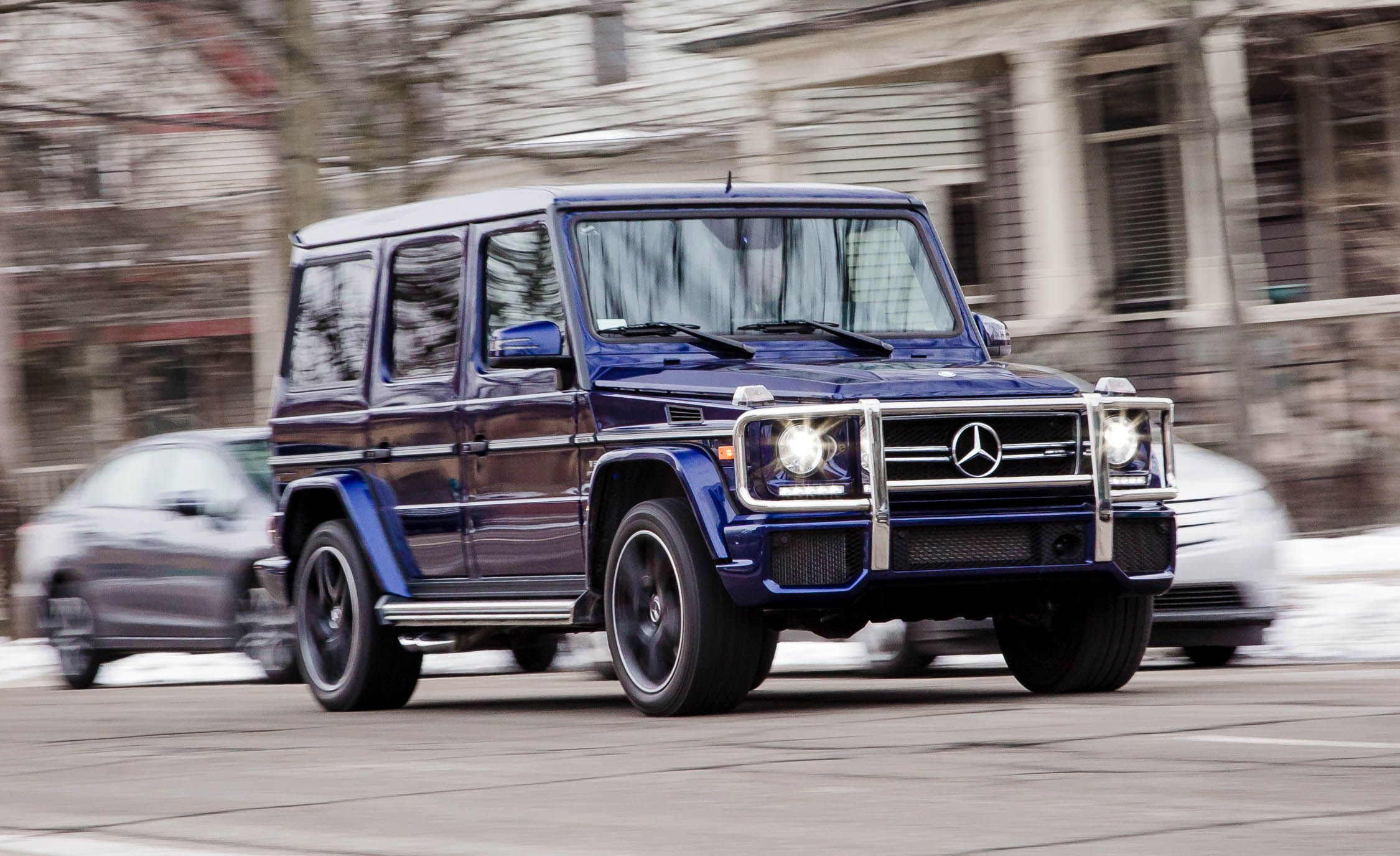 mercedes benz g63 amg 6x6 concept car and driver autos post. Black Bedroom Furniture Sets. Home Design Ideas