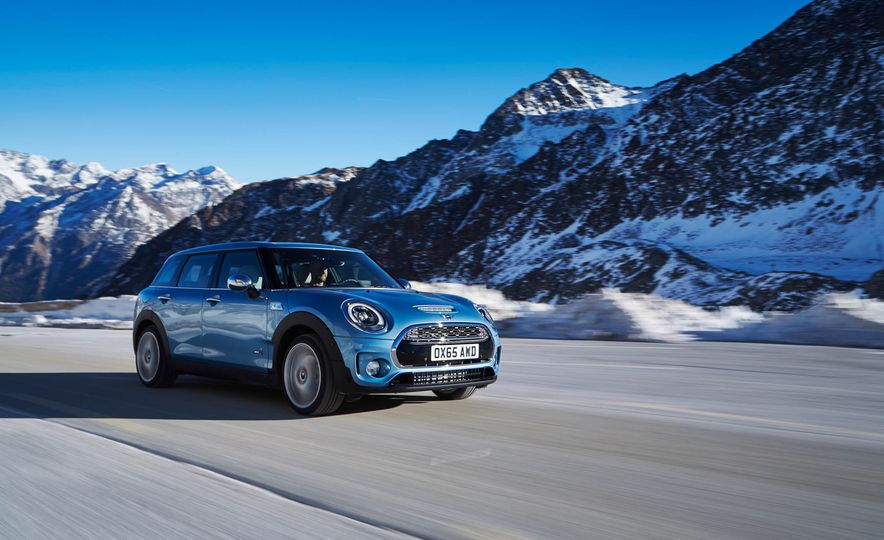 2016 Mini Clubman S ALL4 - Slide 2