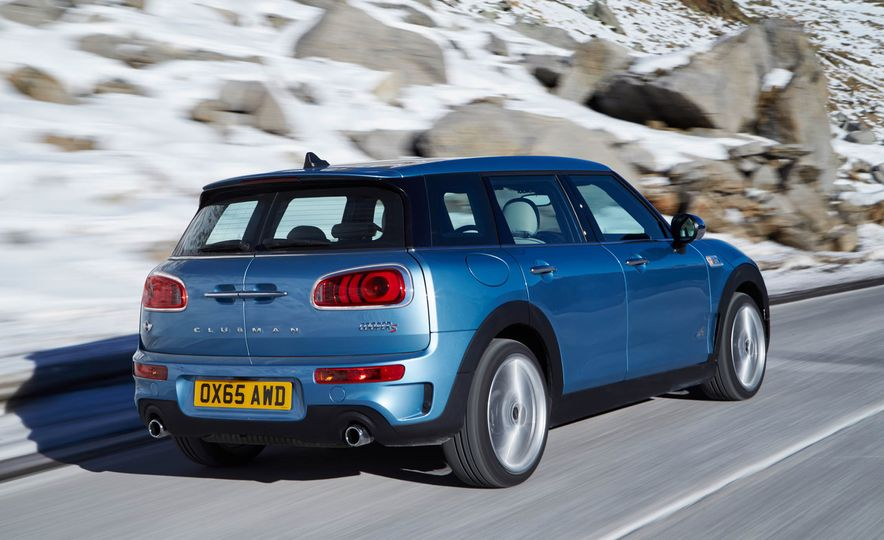 2016 Mini Clubman S ALL4 - Slide 9