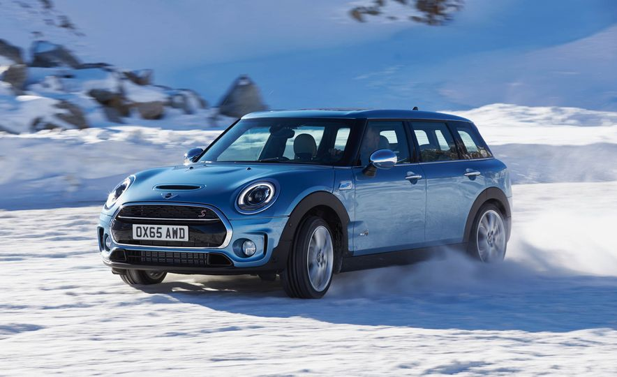 2016 Mini Clubman S ALL4 - Slide 19