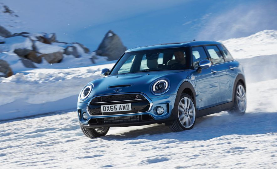 2016 Mini Clubman S ALL4 - Slide 20
