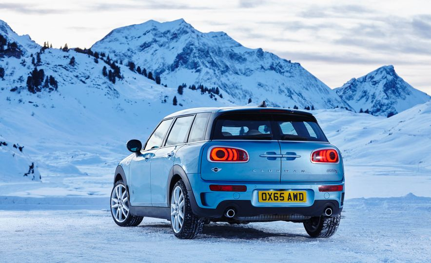 2016 Mini Clubman S ALL4 - Slide 25