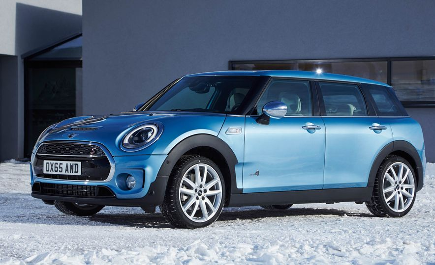 2016 Mini Clubman S ALL4 - Slide 29
