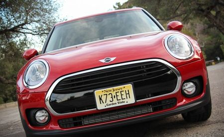 The Next Mini Might Be a Four-Door Sedan
