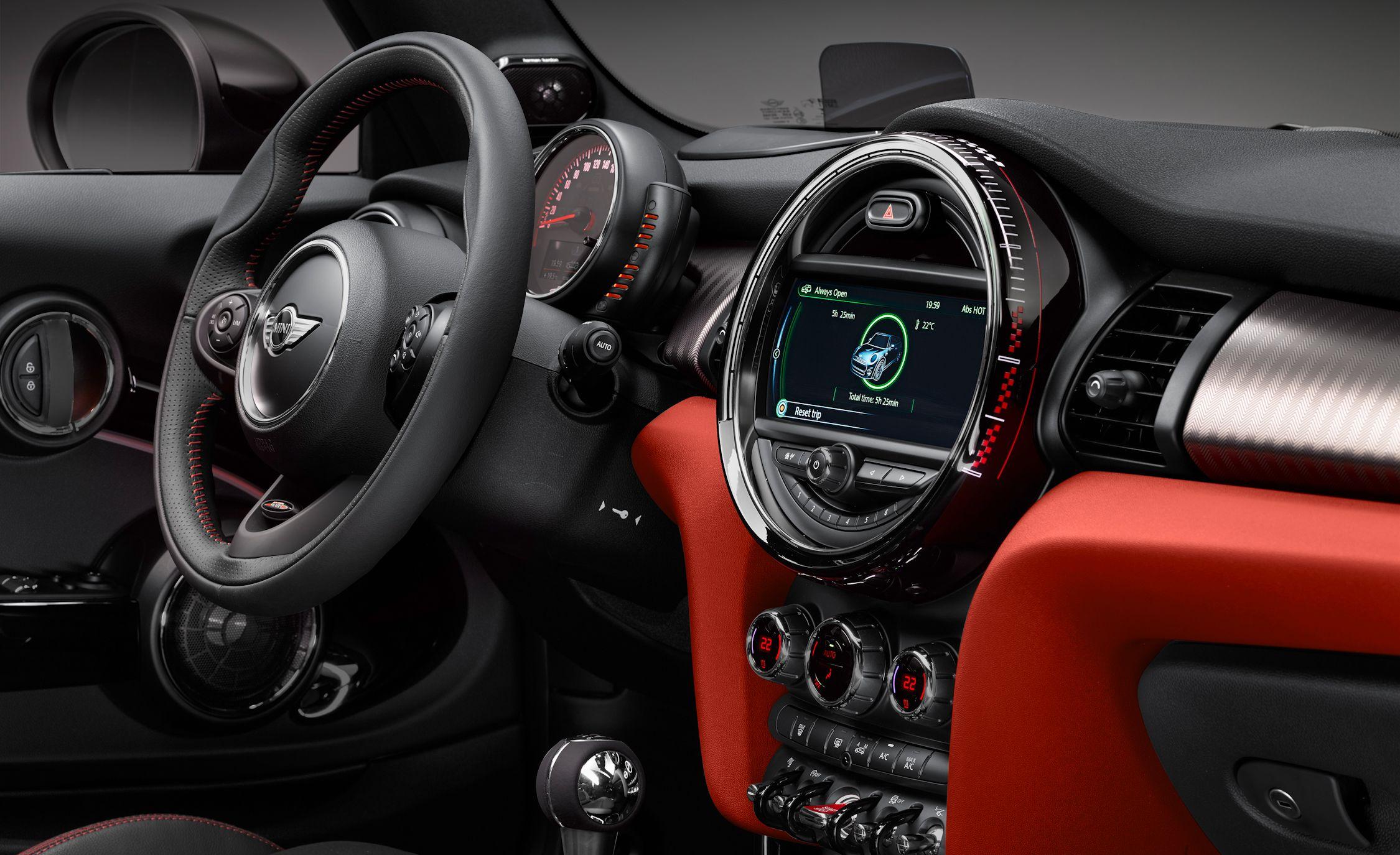 New Mini Cooper S Jcw Convertibles Priced Start Under 27 000