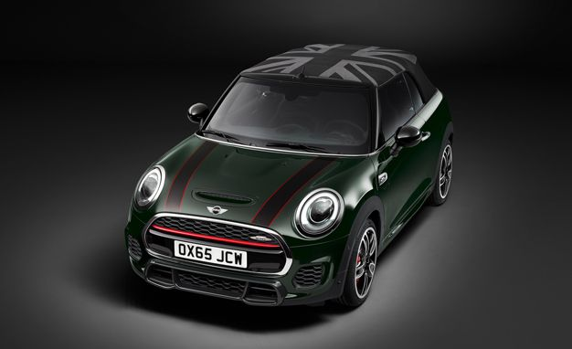 New Mini Cooper, S, JCW Convertibles Priced, Start Under $27,000