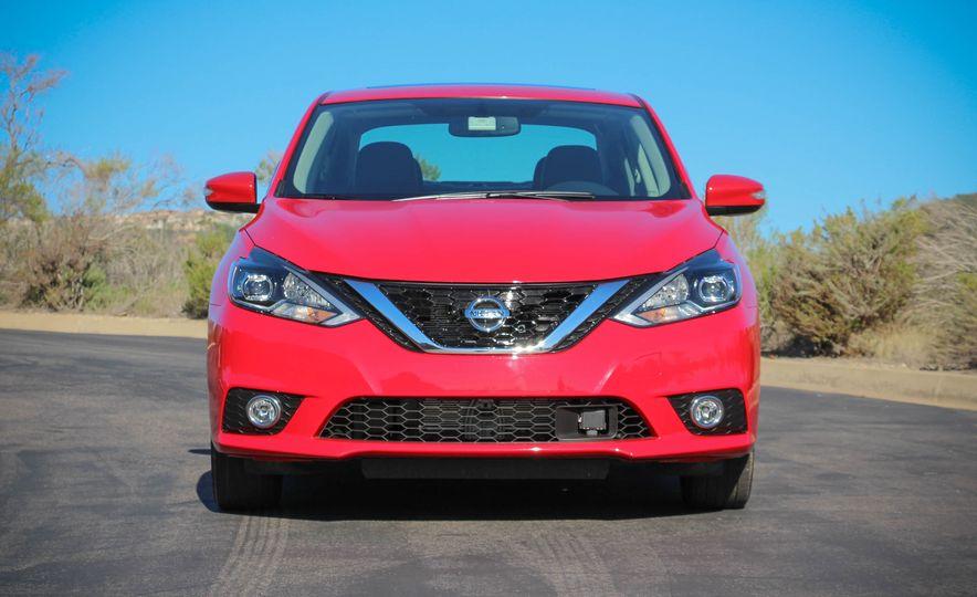 2016 Nissan Sentra SR - Slide 5