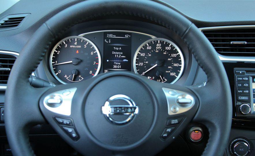 2016 Nissan Sentra SR - Slide 20
