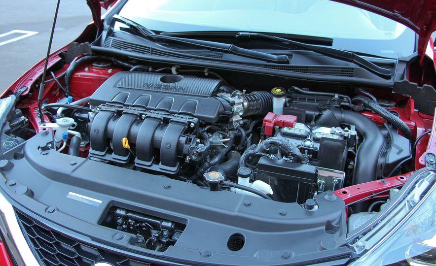 2016 Nissan Sentra SR - Slide 25